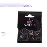 Metal Nail Decorations ASNGSS4