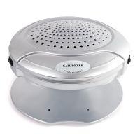 Ventilator/sušač laka za nokte sa dva ventilatora i dva senzora ASNDRY12S Sivi 12W