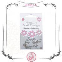 Metallic ukrasi za Nail Art MNDS17