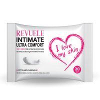 Vlažne maramice REVUELE Intimate Ultra Comfort  20/1