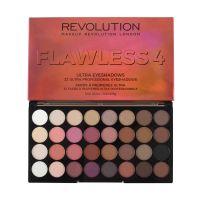 Paleta senke za oči MAKEUP REVOLUTION Flawless 4 16g