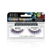 Color Strip Lashes ARDELL  Wispies Plum