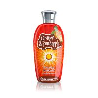 Tanning cream SUPERTAN Orange&Pineapple 200ml