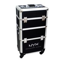 Makeup Artist Train Case 4Tier NYX Professional Makeup MATC04