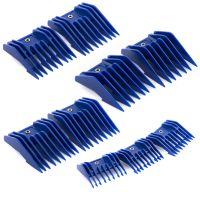 Spare Comb Set For Hair Clippers Andis Blue 9/1