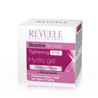 Gel krema za zatezanje kože oko očiju sa hijaluronskom kiselinom REVUELE Bioactive 25ml