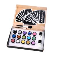 Glitter Tattoo KIT-3 GTTK-3