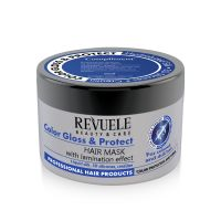 Hair Mask REVUELE Colour Gloss & Protect 500ml