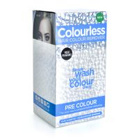 Hair Colour Remover COLOURLESS Pre Colour 3x60ml