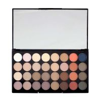 Ultra 32 Eyeshadow Palette MAKEUP REVOLUTION Flawless Matte 2