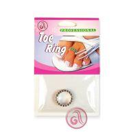 Prsten za nogu SR07 Zeleni