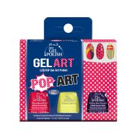 Set trajnih lakova  UV/LED IBD JUST GEL POLISH Pop Art 3x7.4ml