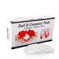 Nail Cosmetics Pads NCP2 120pcs