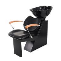 Ceramic Shampoo Chair for Hair Washing NS-5526 with Adjustable Chair