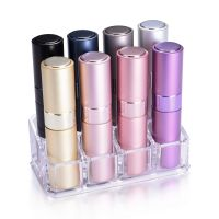 Perfume atomizer set with stand BLUSH 8/1