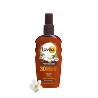 Dry Oil Spray SPF30 LOVEA 200ml