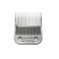 Spare Blade For Hair Clippers Andis Ultra Edge Size 3/4HT  - 19mm