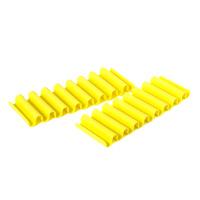 Curlers PW26122 Yellow 6,3x20cm 60pcs