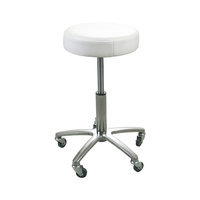 Technician Chair 98025 with Adjustable Height and without backrest