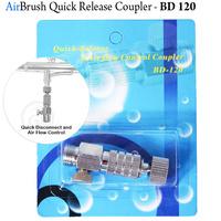 Dodatak za crevo BD120 brzoizmenjiva spojnica sa regulatorom pritiska