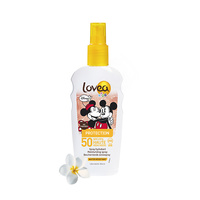 Sun care spray for children SPF50 LOVEA 200ml