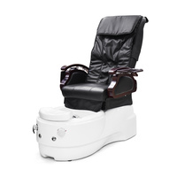 Spa massage chair NS6887E multifunctional with hydromassage function