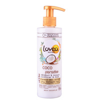 2u1 Hair Conditioner and Mask for Dry Damaged Hair LOVEA Coco Paradise 250ml