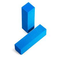 Block Nail File B12 Blue 150#