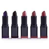 Set Lipstick REVOLUTION PRO Collection Matte Noir 5x3.2g