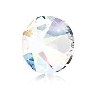 Nail Crystals SWAROVSKI A 2088 Xirius Rose SS16 White Patina 20/1