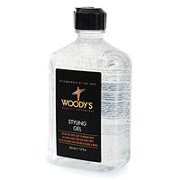Gel za kosu za srednje učvršćivanje WOODY'S Styling Gel 355ml