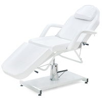 Cosmetic bed/chair for treatments NS-6906 three piece with hydraulic adjustable height