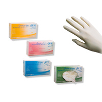 Latex Gloves With Powder ROIAL White M 100pcs