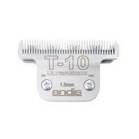 Spare Blade For Hair Clippers Andis Ultra Edge Size T10 - 1.5 mm