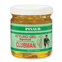 CLUBMAN Styling Gel - HARD 453g