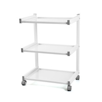 Cosmetic trolley DP6038 with three shelves