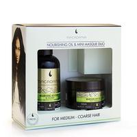 Nourishing Oil & Masque Duo Set MACADAMIA 125ml + 60ml
