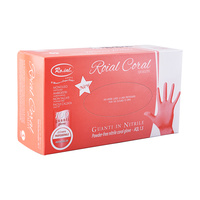 Nitrile Gloves ROIAL Coral S 100pcs