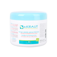 Anti-Cellulit Mud With Red Chilly DR KRAUT  500ml