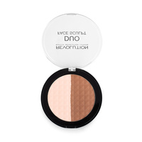 Puder za konturisanje MAKEUP REVOLUTION Duo Face Sculpt 9g