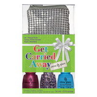 Nail Polishe Set CHINA GLAZE Get Carried Away 3x14ml