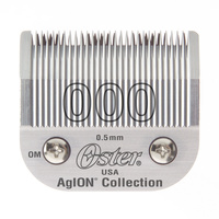 Spare Blade For Hair Clippers Oster Size 000 - 0.5 mm