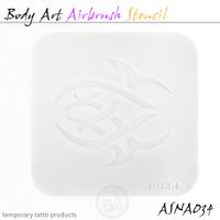 Airbrush šablon za telo ASN-BMA-A034