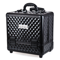 Beauty Case for Tools and Accessories GALAXY TC-3342BBD Black with Wheels
