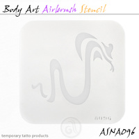 Body Art Stencils ASN-BMA-A096