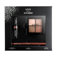Set za šminkanje NYX Professional Makeup LOOKSET16