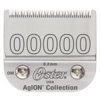 Spare Blade For Hair Clipper Oster size 00000 - 0.2 mm