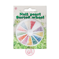 Perle za Nail Art u setu PBOX3