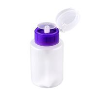 Plastic Pump Liquid ASNFP11 Purple 160ml