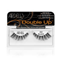 Double Up Strip Eyelashes ARDELL 202